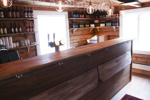 Bar ved NANO, Sjøgata.