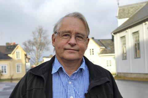 SAMARBEID: Torbjørn  Jørgensen skal lede det nye selskapet LEAN Senter Helgeland AS. (Foto: NIls Inge Lorentsen)