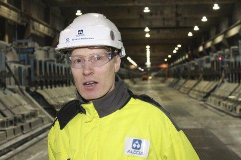 Ny jobb: Eivind Mikalsen skal til Sunndal. Foto: Jon Steinar Linga