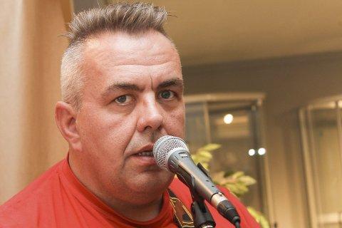 STILLER OPP: Arnt Fredrik «Bigfoot» Hansen stiller også opp. Foto: Steinar Linga