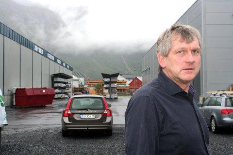 Arnt Reidar Nermo, Byggmakker Flokkmann