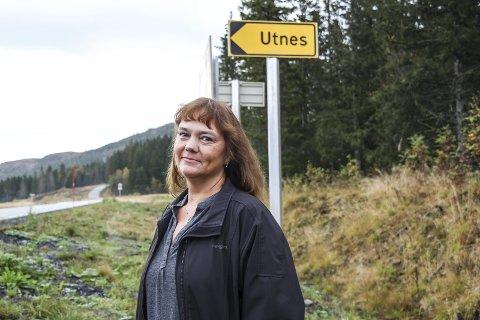 Hanne Dyveke Søttar kan havne på stortinget dersom Frps lokallag  og velgerne vil.