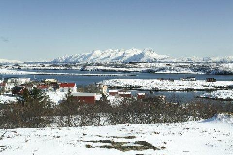 TURTIPS 19. desember: Liv Larsen foreslår flere gode turtips i Herøy. Bildet er fra Husvær. FOTO: PRIVAT