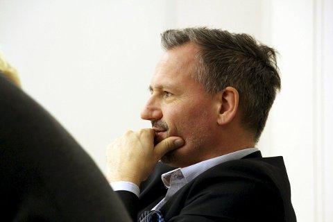 USIKKER: Bård Anders Langø ser både fordeler og ulemper med medlemskapet.Foto: Jill-Mari Erichsen