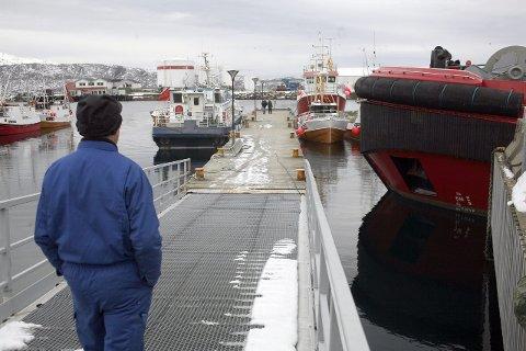 TAR TID: Norske havnearbeidere har ventet lenge på en økning i godstrafikken, men mangel på politisk handlekraft sørger for at økningen uteblir. Illustrasjonsfoto