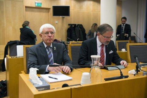 Asgeir Almås, tidligere ordfører i hattfjelldal.