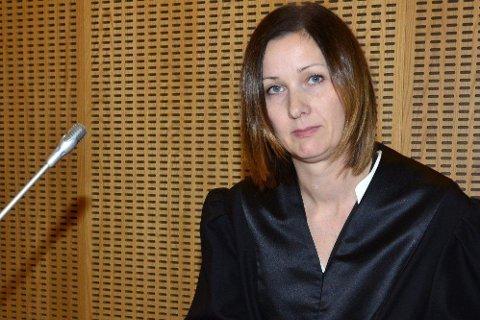 Ikke varetekt: Politiadvokat Marianne Mora Eskildsen opplyser at politiet foreløpig ikke vil be om at mannen varetektsfengsles. (Foto: Hugo Charles Hansen)
