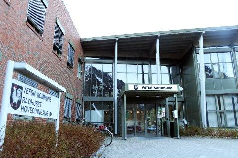 Rådhuset i Vefsn