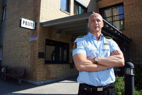 RESSURSER: Politimester Håvard Fjærli ønsker seg flere ressurser for å hindre at saker blir liggende for lenge hos politiet. Arkivfoto: Snorre Sjøvoll