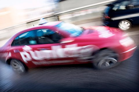 Konflikten rundt en drosjetur sist  sist vinter endte i Alstahaug tingrett hvor sjåføren ble frifunnet for å ha kommet med drapstrusler. ILLUSTRSJONSFOTO