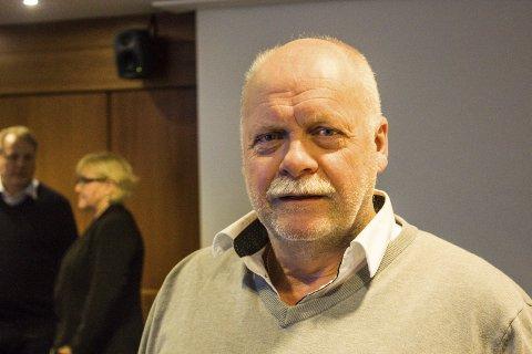 FIKK BEKREFTELSE: Ordfører Jann Arne Løvdahl mener de fikk bekreftet at de gjør mye bra i Mosjøen.
