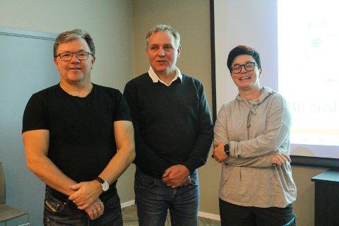 Helgeland skylift AS Willy Sørum, Jan Sandbukt og Hanne Arstad