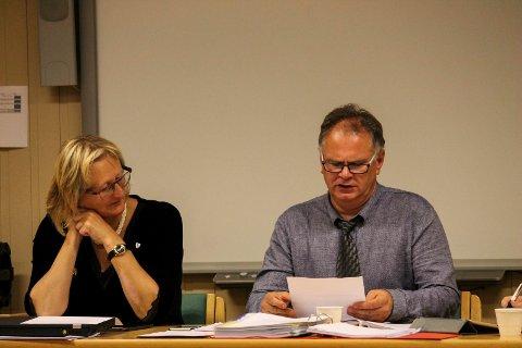 Etter at Tone Larsen sluttet som rådmann i Grane har Bjørn Ivar Lamo og resten av administrasjonsutvalget vært nødt til å finne noen andre til jobben.