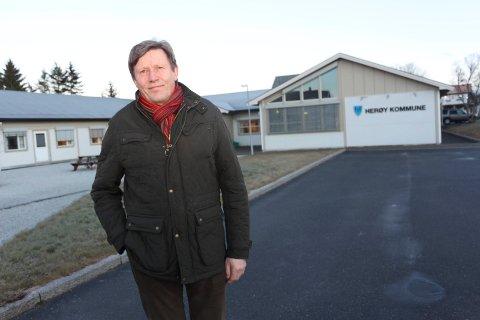 ANSETTELSESUTVALG: Herøyrådmann Morten Sandbakken
