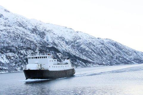 ORDNING: En to år gammel ordning med Nasjonalt ferjekort gjelder i utgangspunktet også for ferjestrekningen mellom Mosjøen og Dagsvik i Vefsnfjorden.