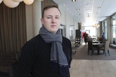 Rune Krutå er leder i MKAF