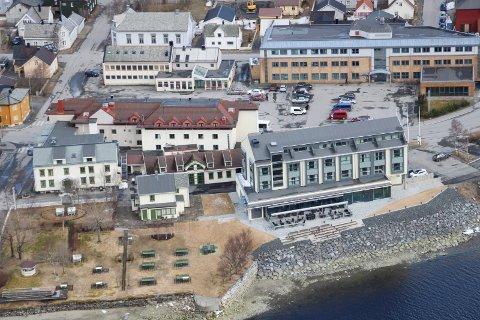 MØTE: Fylkestinget har møte på Fru Haugans Hotel 3.-5. april.