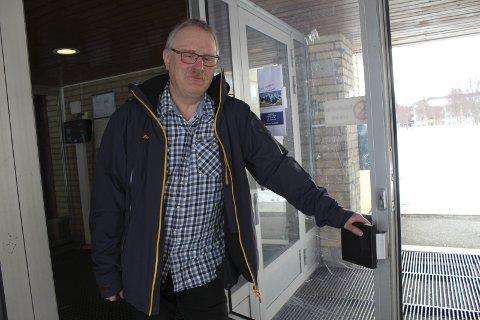 Ikke lett: Torger Nilsen mener han har gjort alt han kan for å unngå å melde seg ut. foto:Benedicte wærstad