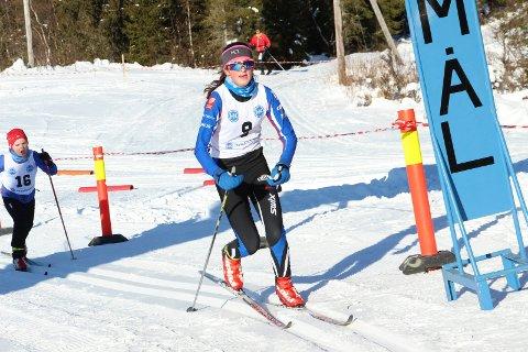 Åsan Rundt, Kjærstad skistadion 2017.