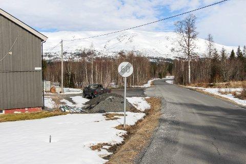 Veien på Forsmo i Drevja blir 60-sone