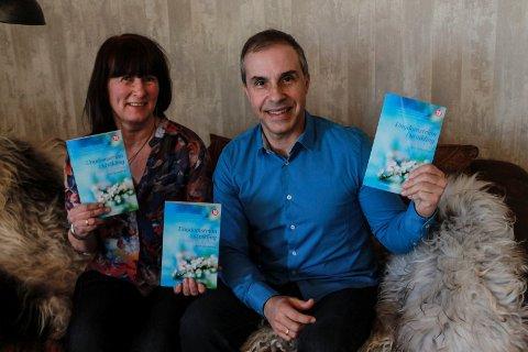 Inger Lise Valstad og Nuno Farbu Pinto har forsket på bruk av iPad i skolen på Vik skole i Sømna.