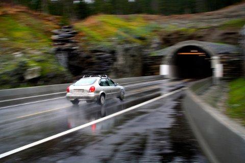 Illustrasjonsbilde Korgfjelltunnelen.