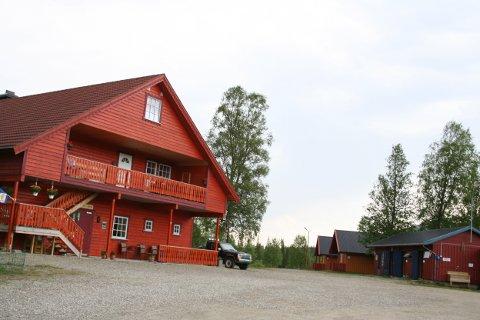 Svenningdal Camping er en av flere steder i Svenningdal hvor Svenningdal Bygdelag nå har fått sjenkebevilling.