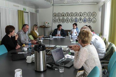 formannskapet i Leirfjord