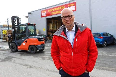 NEI: Coop Helgeland støttet ikke PLU i 2016, og har heller ikke støttet PLU siden i 2010, presiserer administrerende direktør Per Brochmann.