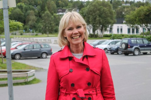 Stortingspreresentant Åsunn Lyngedal ønsker at et felles våpenregister for hele Norge skal legges til Mosjøen.