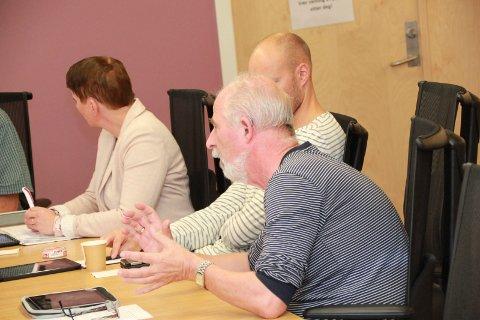 ENIGHET: Gunnvald Lindset i Vefsn formannskap sa at han knapt har sett tilsvarende grundig høringsuttalelse.