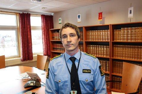 Politiadvokat Olav Rynning Veum