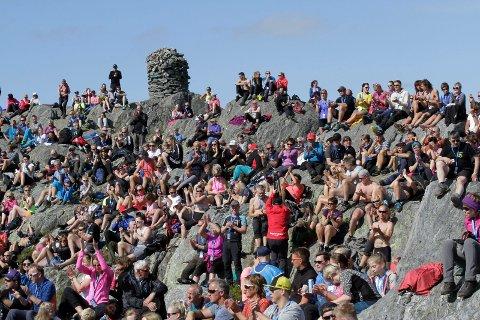 HØYDEPUNKT: Det er nok ingen tvil om at konserten Top of the Mountain var et av, om ikke det aller største, kulturelle høydepunktet i 2017.