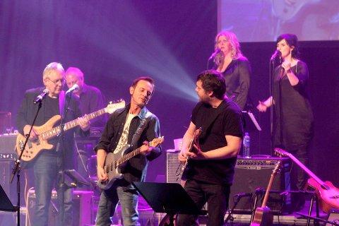 FYLLER HUSET: Helgeland Gitarunion kommer nok til å sørge for fullt hus på Kulturbadet.