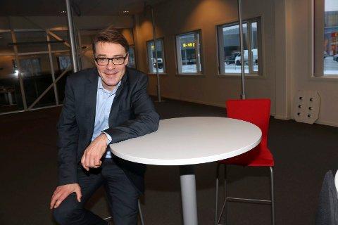 Debatt: Helgelendingen og NRK Nordland rigger til sykehusdebatt i Helgelendingens lokaler i Mosjøen mandag 3. desember. – Dette blir en viktig og svært spennende debatt om en særdeles viktig sak for hele Helgeland, sier sjefredaktør, Geir Arne Glad.