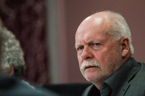 OVERKJØRT: Jann-Arne Løvdahl sier at det ble reagert allerede da ressursgruppa ble oppnevnt, men at sykehusledelsen kjørte over kommunen.