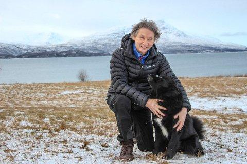 Tom Kappfjell arbeider for at fjellene på Helgeland, og de samiske forestillingene rundt dem,  skal bli en del av vår immaterielle kulturarv.