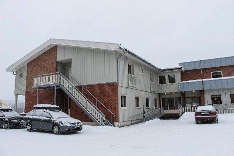 Grane sykehjem på Trofors