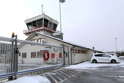 Mosjøen lufthavn Kjærstad