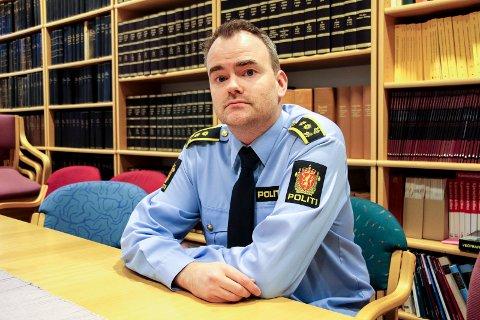 Politiadvokat Jonas Nerdal er påtaleansvarlig i  saken hvor en baby døde på sykehus i Oslo tidlig i januar.