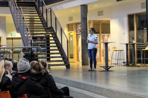 margrete Hjellen foredrag Spis smart