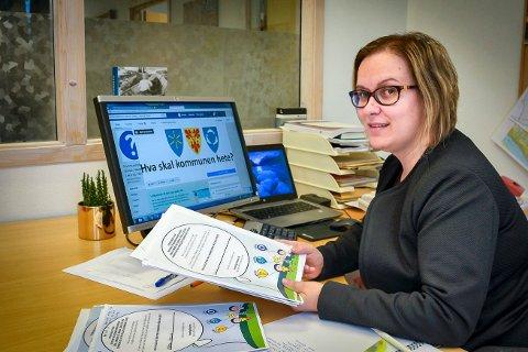 Camilla Vågan begynner  i den nye jobben  1. august.