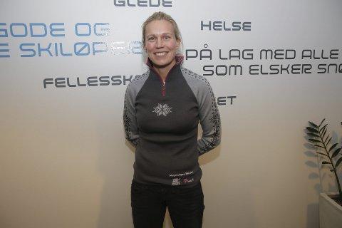 Guro Strøm Solli.