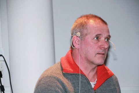 Mangler leder: John Peter Garnes har vært leder i Vefsn jeger- og fiskeforening i 4 år.