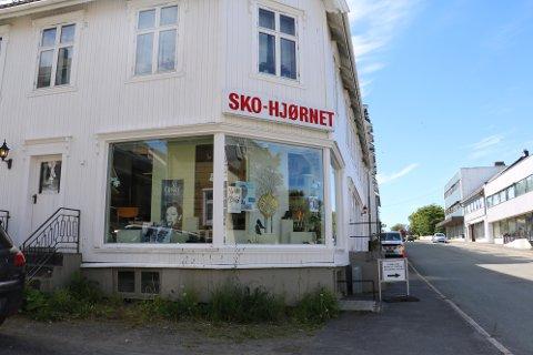 Skohjørnet i Sandnessjøen legger ned driften etter å ha eksistert i nesten 100 år.