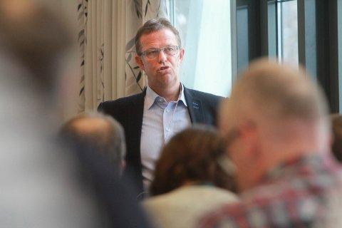 Håkon Johansen, leder Shmil mosjøen, Vefsn kommunestyre