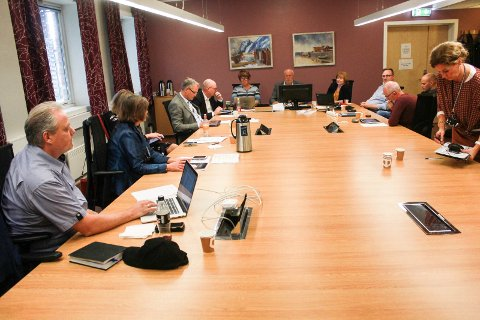 DEBATT: Vefsn formannskap diskuterte blant annet avvikssystem og bruk av vikarbyrå i helsesektoren i kommunen.