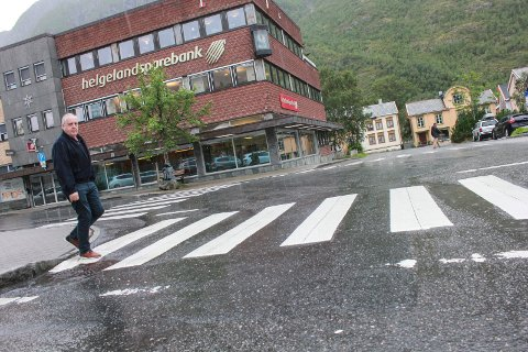 GÅR RETT VEI: Daglig leder Leif Søfting i MON er godt fornøyd med Vefsns rangering i NHOs Kommune- NM.