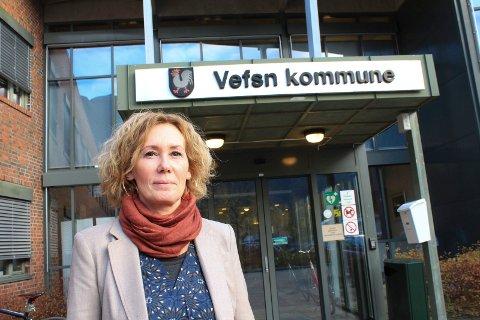 God jobb: Trine Fåkvam forteller at kompetansen og det forebyggende arbeidet mot mobbing blant skolene i Vefsn er bra.