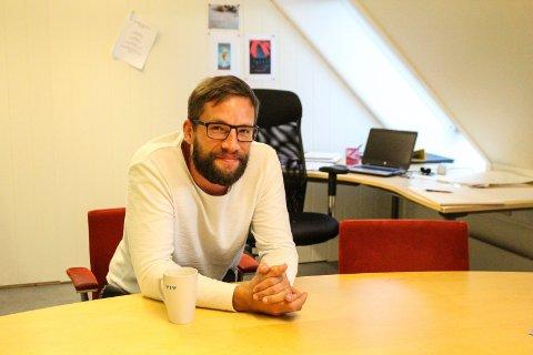 Thomas Eidsaune nytt firma
